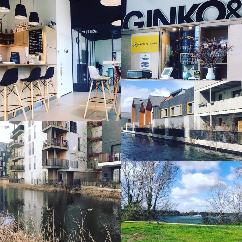 Ecoquartier Ginko - Berges du Lac / Nouvelle aquitaine