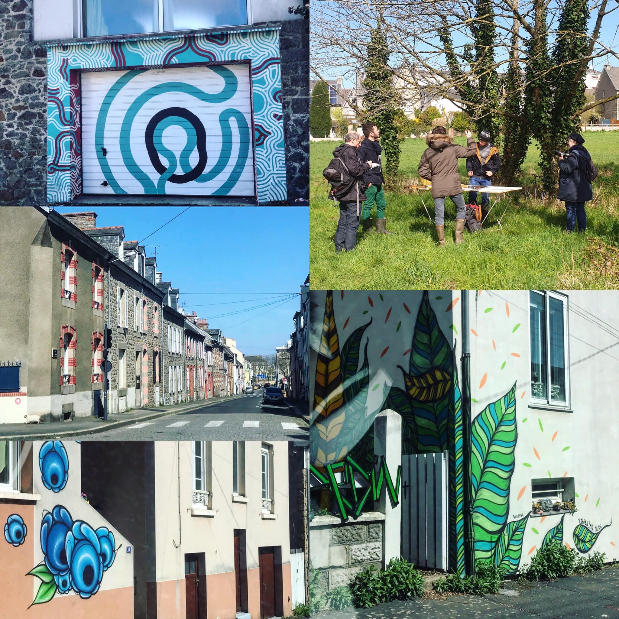 Ecoquartier Quartier Robien / Saint-Brieuc / Bretagne