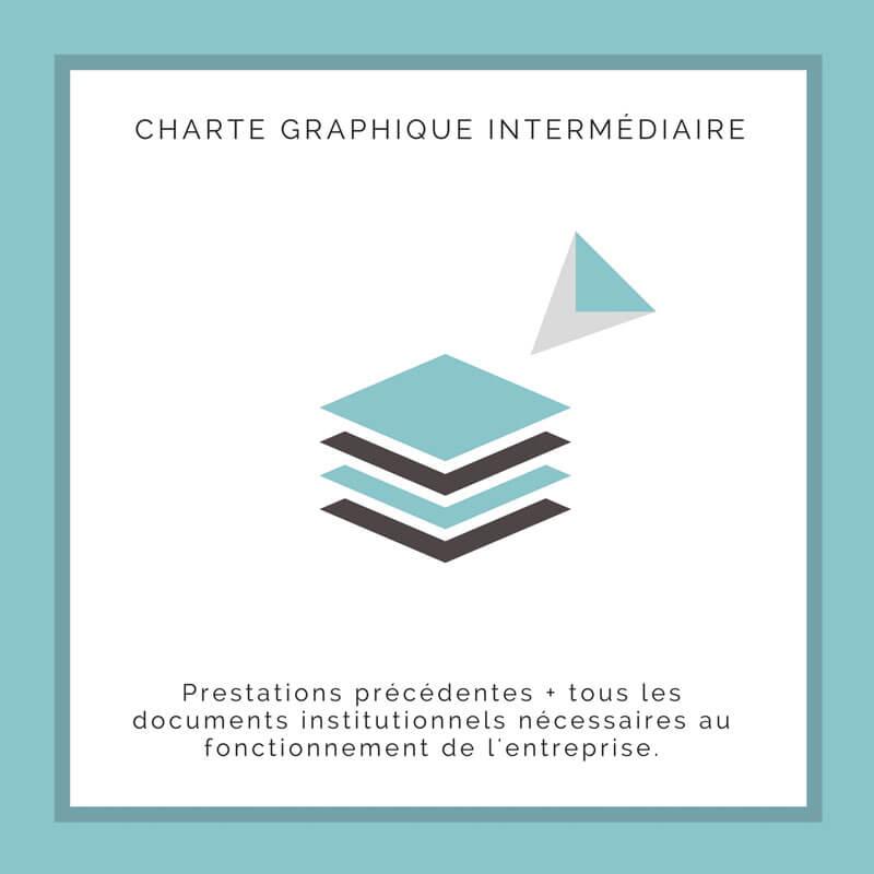 Charte graphique intermédiaire