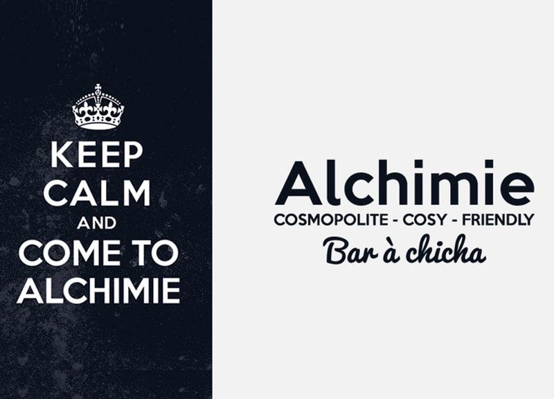 Alchimie – Bar à Chicha