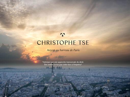 Christophe TSE – Avocat au barreau de Paris