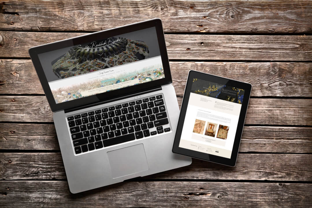 Site internet de Sally Ruddock Rivière