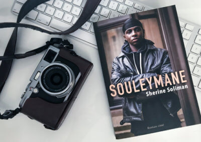Roman rimé – SOULEYMANE – Auteur: Shérine Soliman